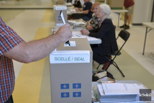 L'élection complémentaire de la circonscription de Louis-Hébert aura... (Photo archives Le Soleil, Yan Doublet)