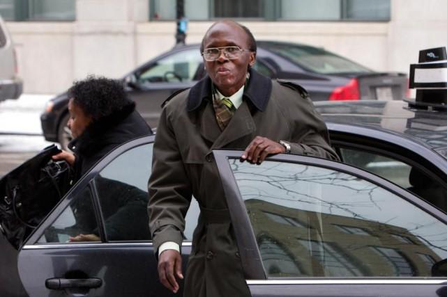 Léon Mugesera est emprisonné au Rwanda depuis son... (Photo Robert Skinner, Archives La Presse)