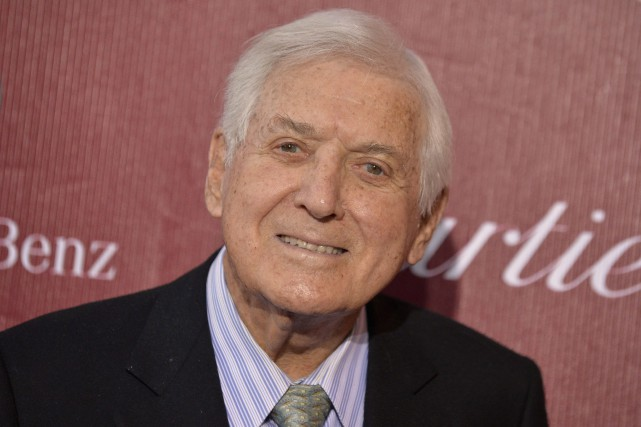 Monty Hall, vu ici en 2014.... (Photo Jordan Strauss, Archives Associated Press)