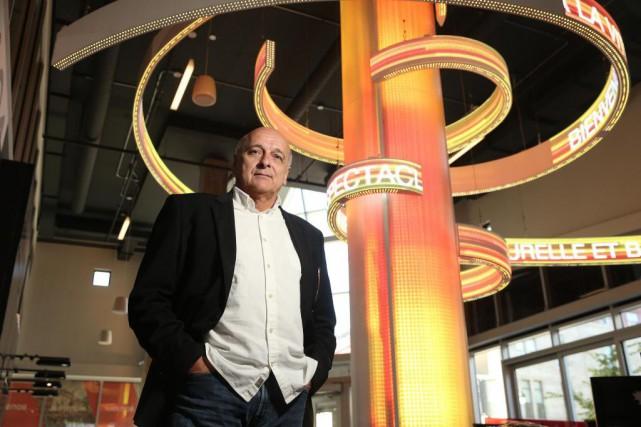 Pierre Des Marais, directeur général et artistique de... (Photo Martin Chamberland, La Presse)