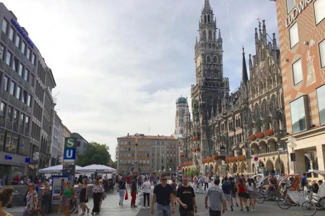 Munichvaut le détour à l'année.... (Photo Laura-Julie Perreault, La Presse)