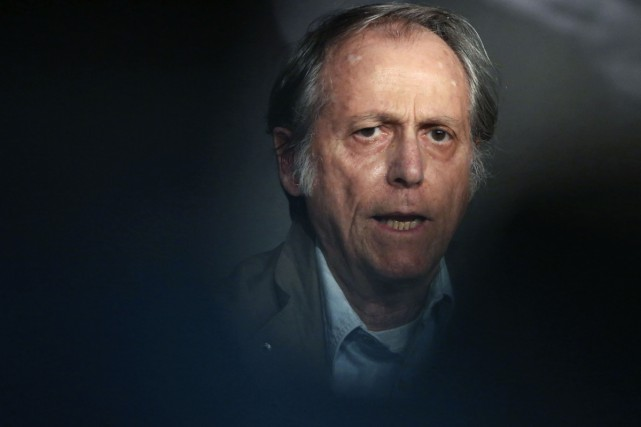 Le romancier Don DeLillo... (PHOTO ARCHIVES AFP)