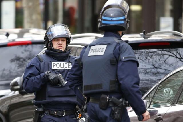 La menace terroriste reste élevée en France, touchée... (ARCHIVES REUTERS)