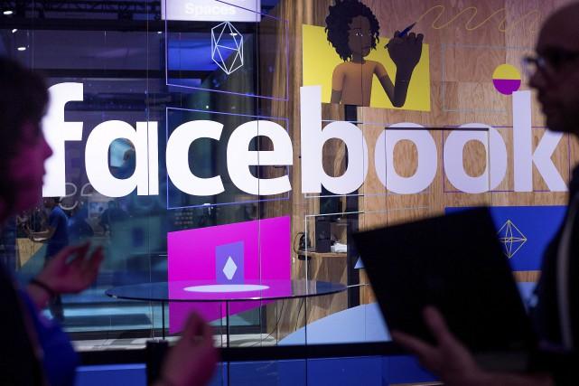 Nombres de vues, financement, contenus... Facebook a fourni lundi des détails... (PHOTO AP)