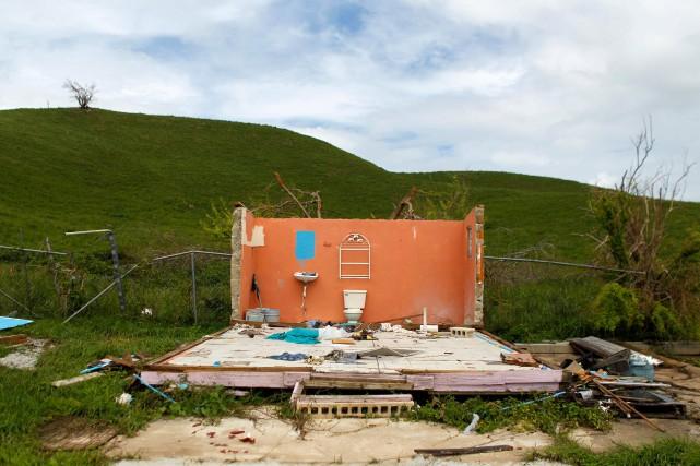 Porto Rico est un territoire américain de 3,4... (PHOTO AFP)