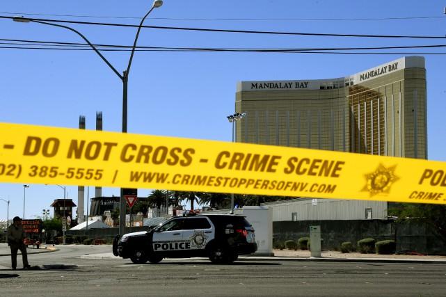 Le tireur de Las Vegas, Stephen Paddock, a... (AFP)