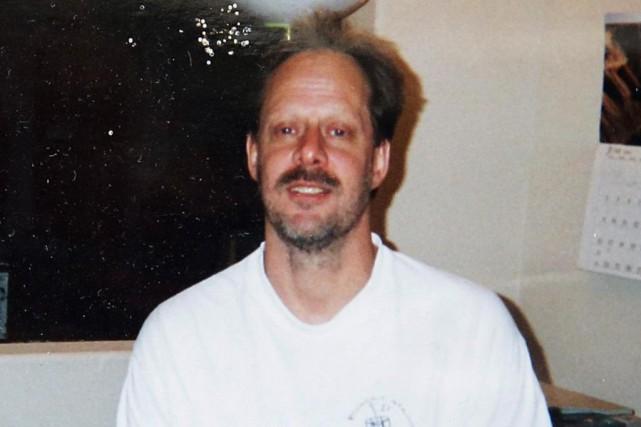 Stephen Paddock, 64ans, a abattu 58personnes en tirant... (PHOTO ARCHIVES ASSOCIATED PRESS)