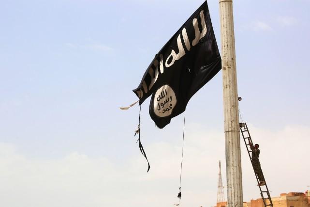 «Aujourd'hui Daech (acronyme en arabe de l'EI) a... (AFP)