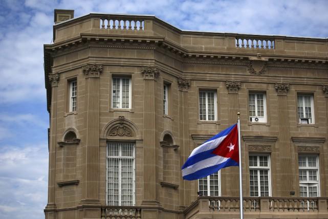 Les diplomates expulsés, dont les autorités américaines ont... (Photo REUTERS)