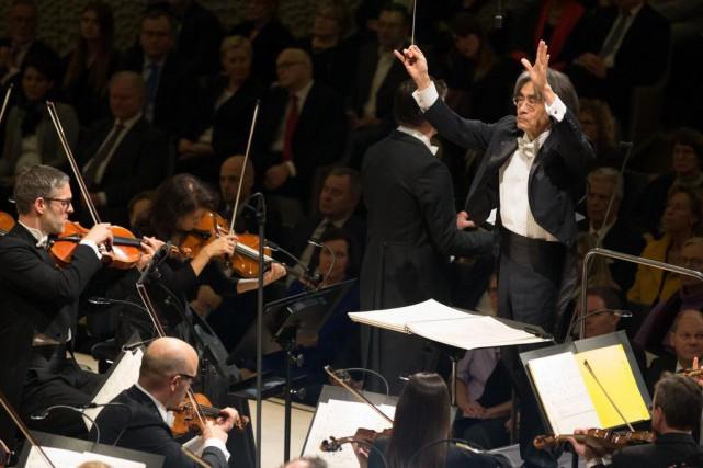 Kent Nagano et son orchestre ont donné leur... (Photo Christian Charisius, Archives Associated Press)