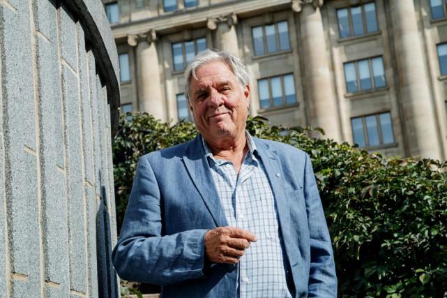 Pierre Curzi, ancien président de l'Union des artistes... (PHOTO ALAIN ROBERGE, LA PRESSE)