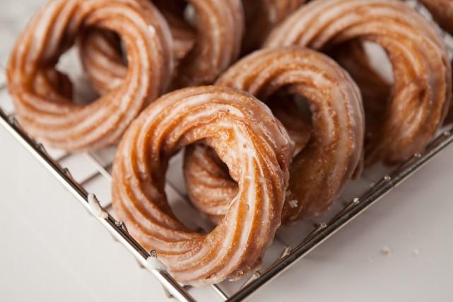 Les beignes twist au miel de CRémy... (Photo fournie par l'Accueil Bonneau)