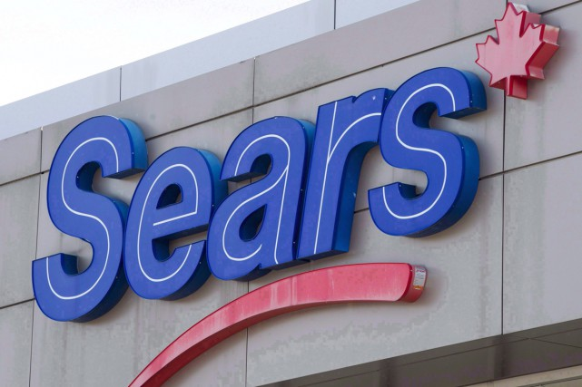 Le contrôleur de Sears Canada a prévenu mardi que le détaillant disposait de... (PHOTO ARCHIVES LA PRESSE CANADIENNE)