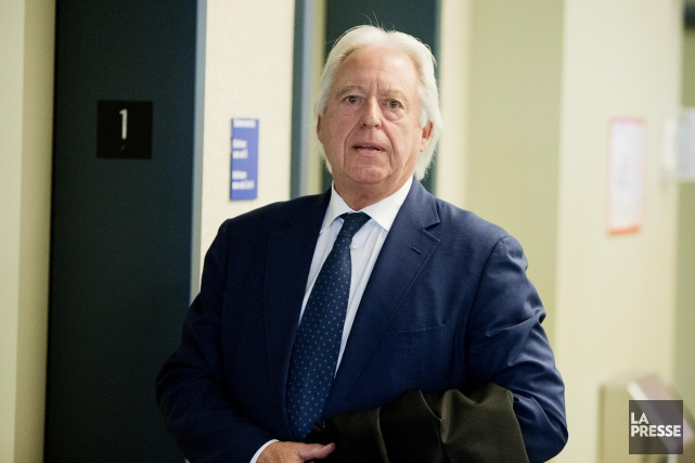 L'ex-directeur général de la Ville de Laval, Claude... (Photo Alain Roberge, archives La Presse)