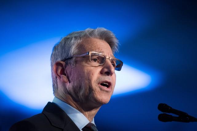 Jeremy Rudin, grand patron de l'autorité réglementaire des... (PHOTO ARCHIVES LA PRESSE CANADIENNE)