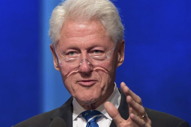 Bill Clinton... (Photo Bryan R. Smith, archives Agence France-Presse)