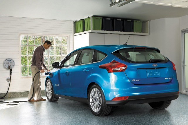 La prochaine Ford Focus sera fabriquée en Chine.... (Photo : Ford)