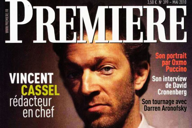 Un numéro de Première datant de 2010....