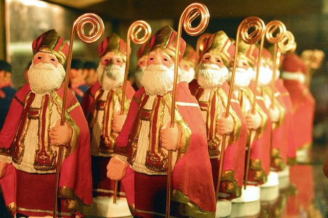 Saint Nicolas était reconnu pour sa générosité. Sa... (PHOTO WIKICOMMONS)