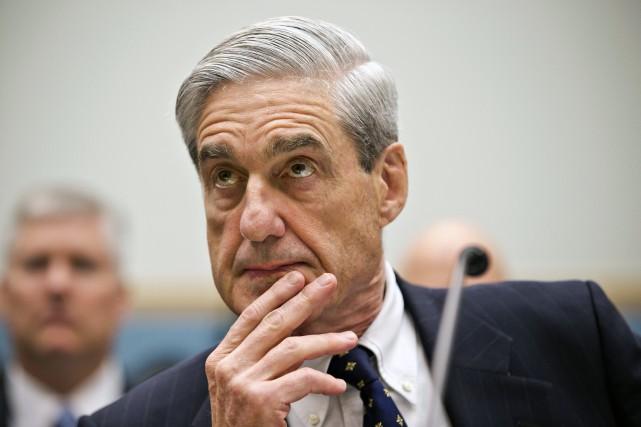 Le procureur spécial Robert Mueller, chargé d'enquêter sur... (PHOTO J. Scott Applewhite, ARCHIVES AP)