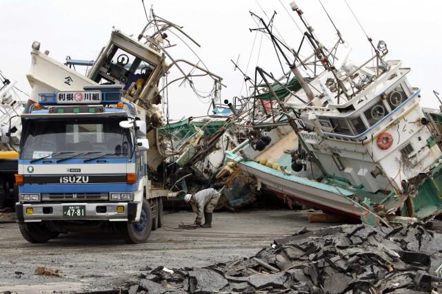 Les habitants de la région sont régulièrement secoués... (Photo Issei Kato, archives Reuters)