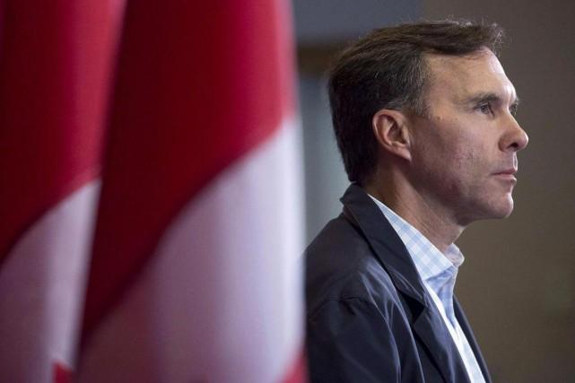 Le gouvernement fédéral ne reculera pas sur sa... (Photo Andrew Vaughan, archives la presse Canadienne)