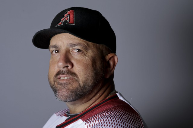 L'entraîneur des Diamondbacks de l'Arizona Ariel Prieto... (PHOTO ARCHIVES AP)