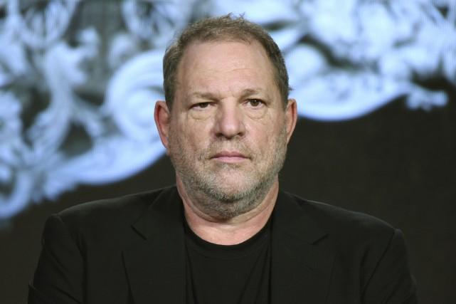 Harvey Weinstein, l'un des producteurs les plus puissants... (Photo Richard Shotwell, archives Invision/AP)