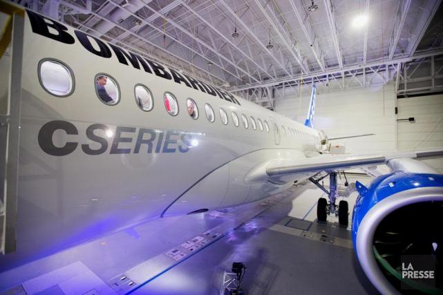 Bombardier a déjà livré 19 appareils C Series... (Photo Alain Roberge, Archives La Presse)