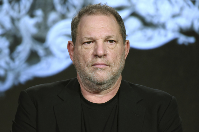 Harvey Weinstein... (PHOTO ARCHIVES AP)