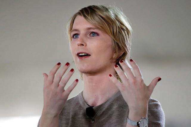 Condamnée en 2013 par une cour martiale à... (Photo Steven Senne, archives Associated Press)