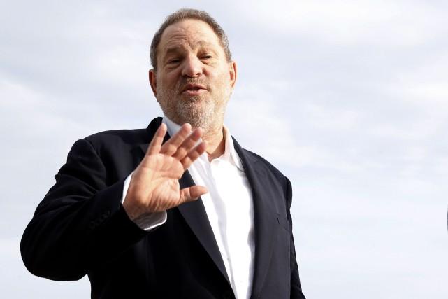 Harvey Weinstein étaitl'un des producteurs les plus puissants... (PHOTO ARCHIVES AFP)