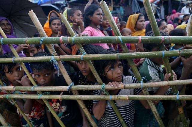 Selon les derniers chiffres de l'ONU, quelque 515... (PHOTO REUTERS)