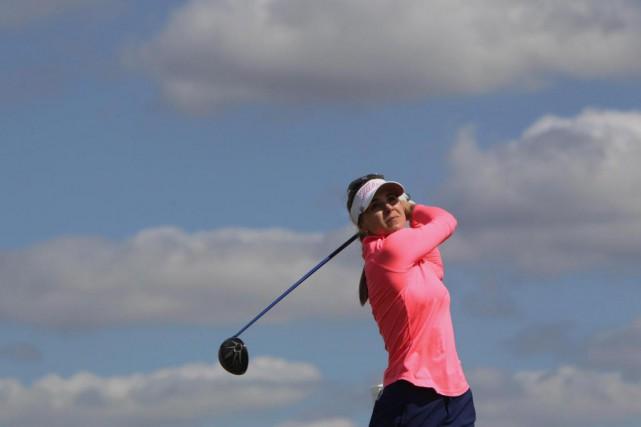 Anne-Catherine Tanguay a terminé la saison au huitième... (photo dave chidley, archives la presse canadienne)