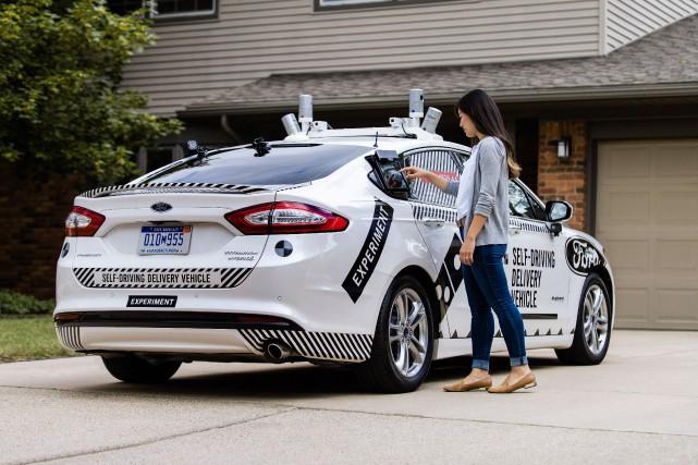 Au-delà de la technologie employée par Ford, tant... (Photo fournie par Ford)