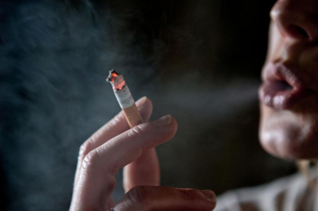 En 2010, la revue scientifique Tobacco Control a... (Photo Marco Campanozzi, Archives La Presse)