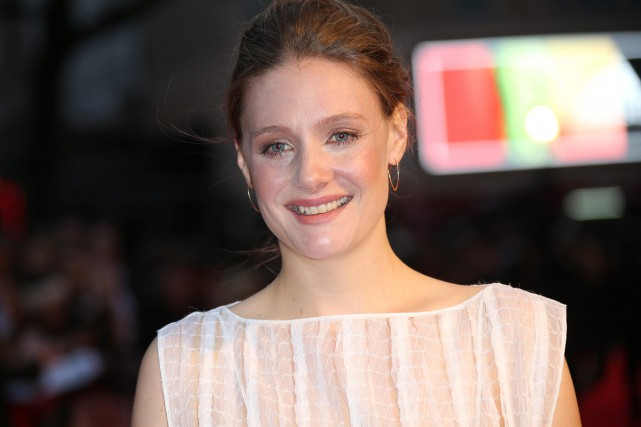Romola Garai... (PHOTO ARCHIVES AP)
