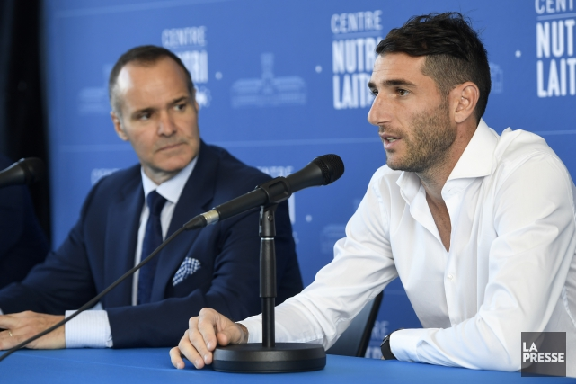 La valeur du contrat d'Ignacio Piatti n'a pas... (Photo Bernard Brault, La Presse)