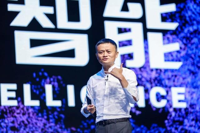 Jack Ma, fondateur d'Alibaba.... (REUTERS)