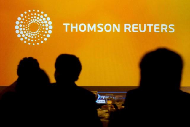Thomson Reuters s'attend actuellement à avoir embauché jusqu'à... (REUTERS)