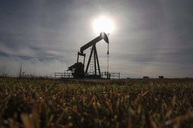 Le pétrole coté à New York et à Londres a terminé en hausse mercredi après la... (PHOTO ARCHIVES LA PRESSE CANADIENNE)