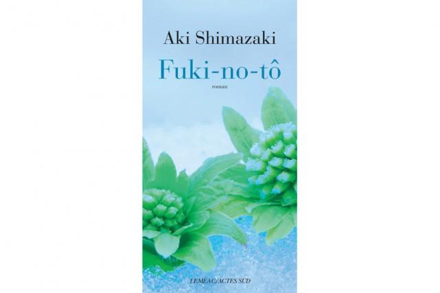 Fuki-no-tô... (Image fournie par Leméac/Actes Sud)