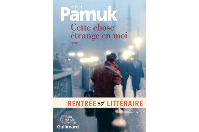 Cette chose étrange en moi... (Image fournie par Gallimard)