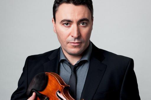 Maxim Vengerov... (Photo fournie par l'OSM)