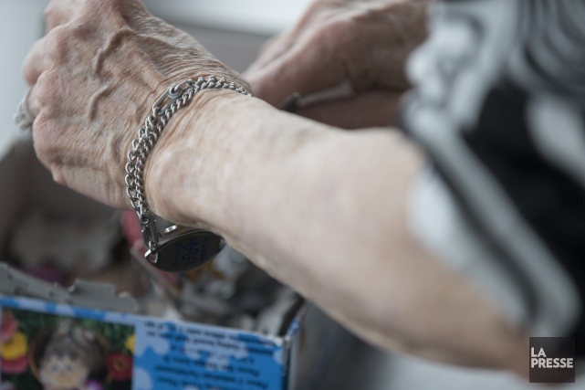 Les usagers des centres d'hébergement et de soins de longue durée (CHSLD)... (Photo Ivanoh Demers, archives La Presse)