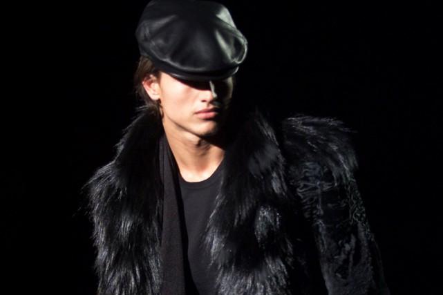 Collection automne/hiver 2001 de Gucci.... (ARCHIVES REUTERS)