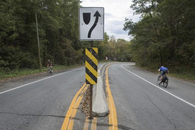 Montréal placera à différents endroits sur la voie... (La Presse)