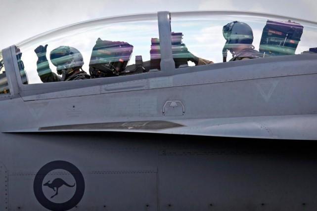 Le Canada envisage d'acheter des avions de chasse... (PHOTO ARCHIVES REUTERS)