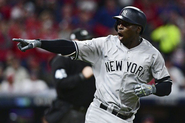 Didi Gregorius... (PHOTO AP)