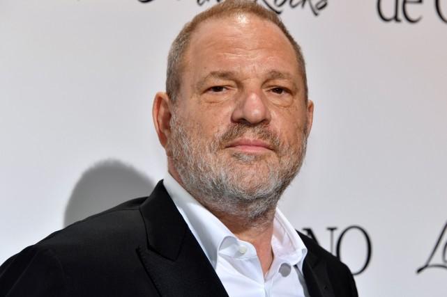 Le producteur Harvey Weinstein est accusé de viols... (PHOTO ARCHIVES AFP)